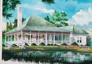 Tidewater Low Country House Plans Southern Living House Plans Southern House Plans Country House Plans Southern Living House Plans