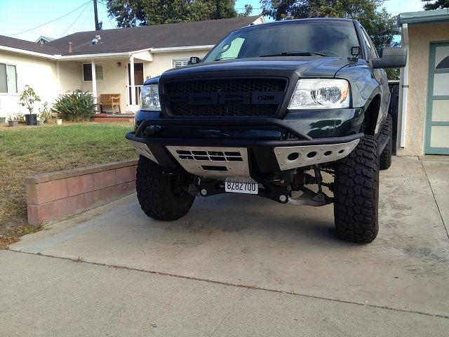 Off Road Bumpers F150 >> Off Road Bumpers Who S Got Them Post Em Up Image Jpg Truck