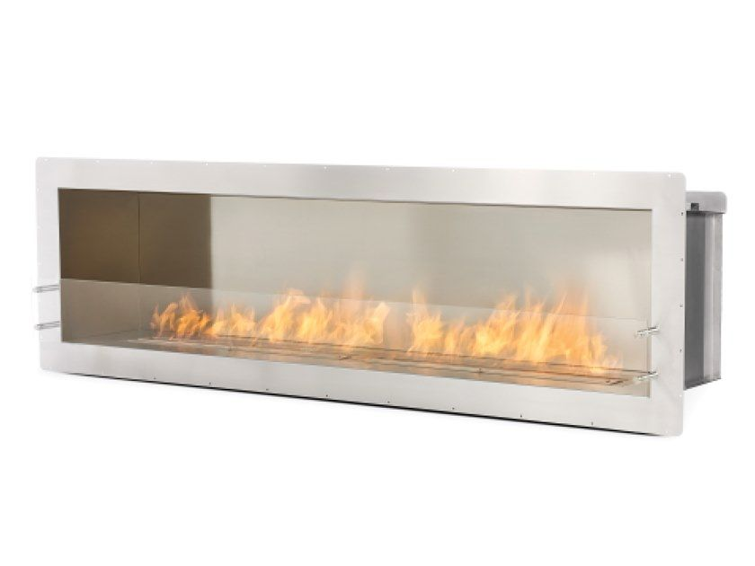 Double Sided Bioethanol Fireplace