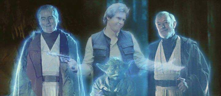Anakin Skywalker Ghost