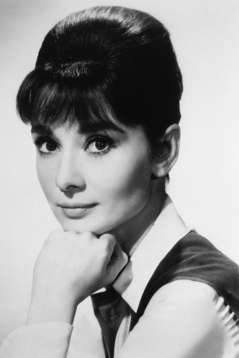 95df9ad5ba16 Audrey Hepburn s hairstyles - See Audrey Hepburn s most iconic on screen  hairstyles from her classic movies Sabrina