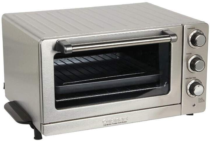 Cuisinart 0 6 Cu Ft Toaster Oven Broiler With Convection Convection Oven Toaster Oven Convection