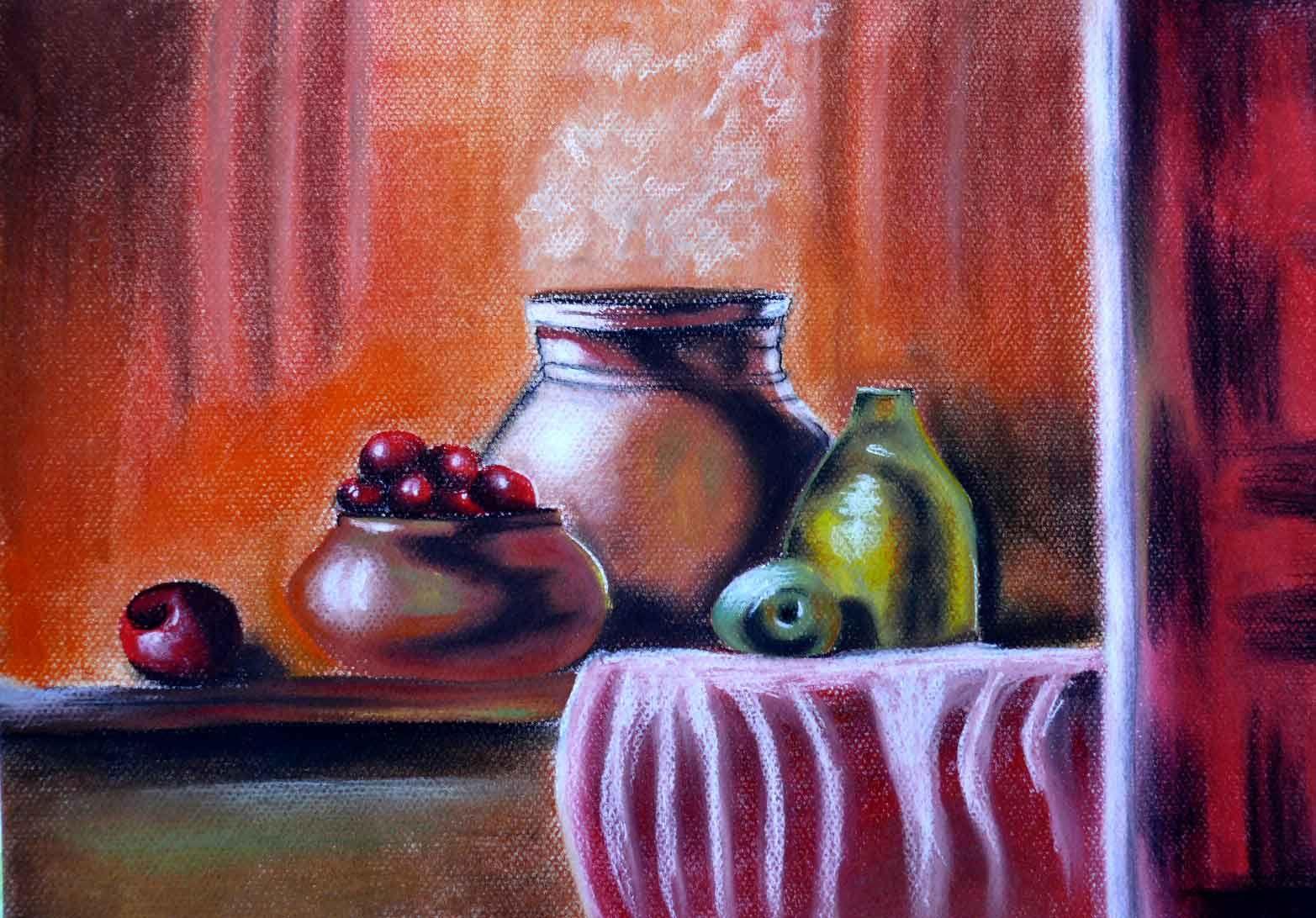 Dibujos Al Pastel Seco Buscar Con Google Painting Art