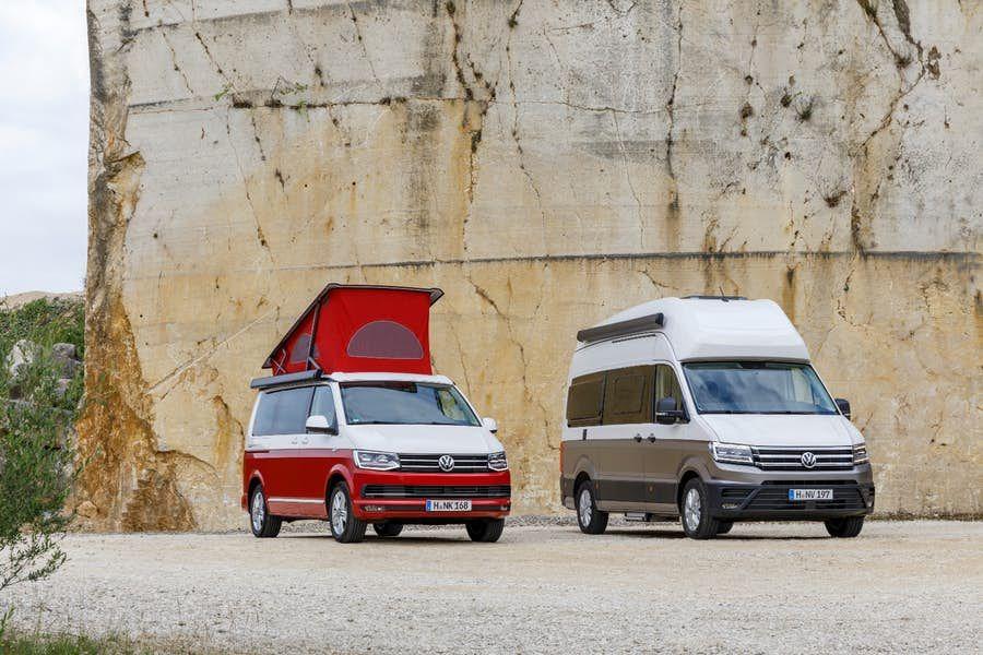 Volkswagen Makes The World S Favorite Camper Van Bigger And Better