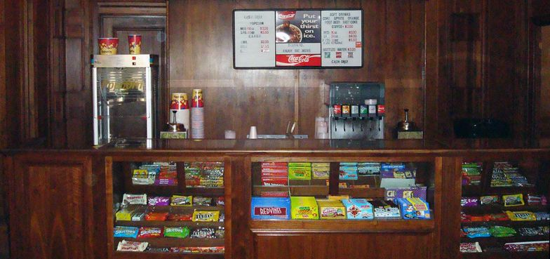 An Actual Theater Snack Bar You Can Get Some Ideas From This For Sure