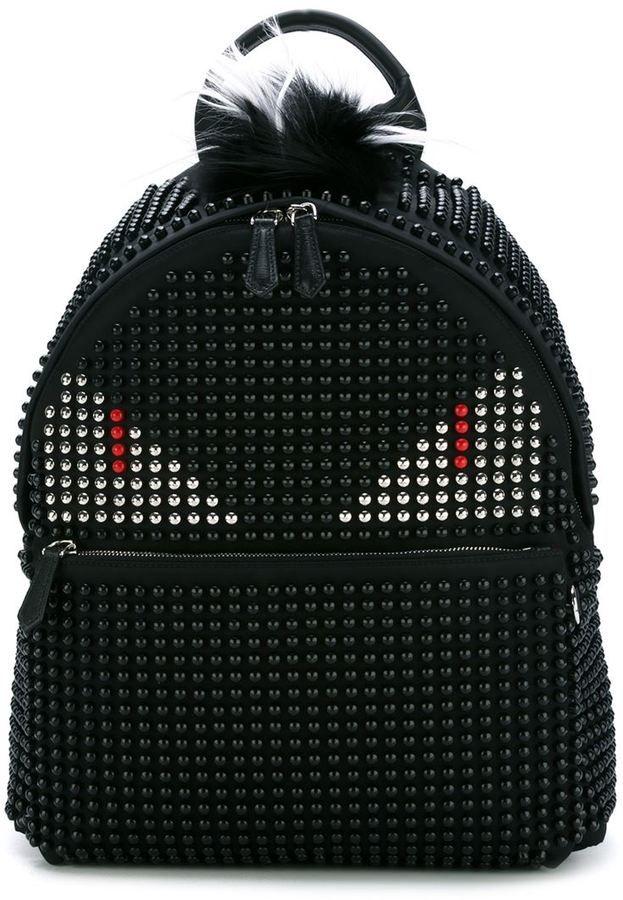 325f902e9f9e Fendi Bag Bugs backpack