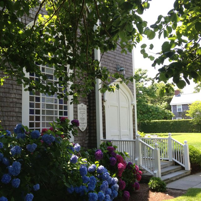 Love Hydrangeas Nantucket, Nantucket baskets