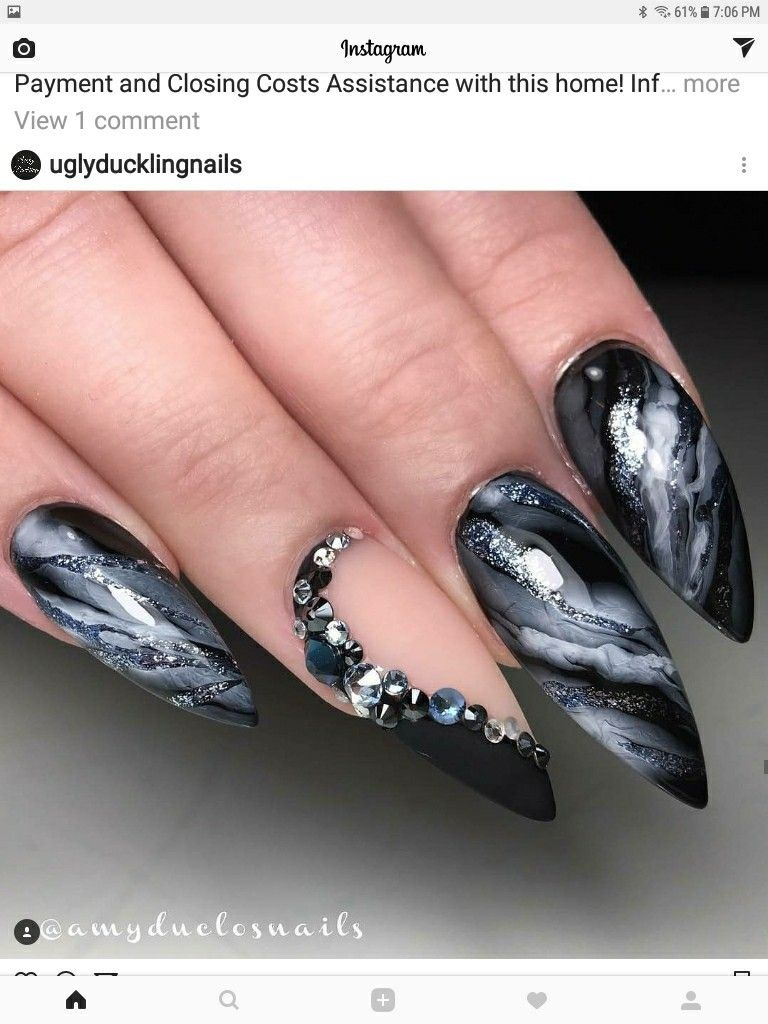 Pin by non ya on nails in pinterest nails nail art and
