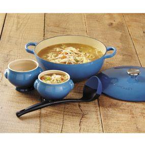 Le Creuset Mille Soup Set 5 Piece 4 25 Quart Chefalog