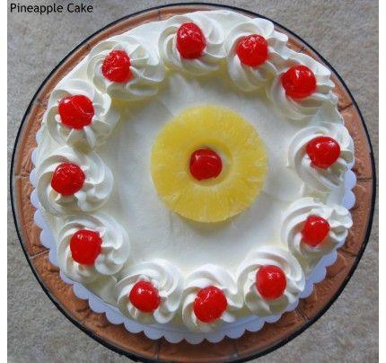 One Kg Pineapple Cake Pineapple Cakes Pinterest Pineapple cake