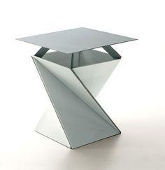 Sheet Metal Table Google Search Metal Furniture Design Metal