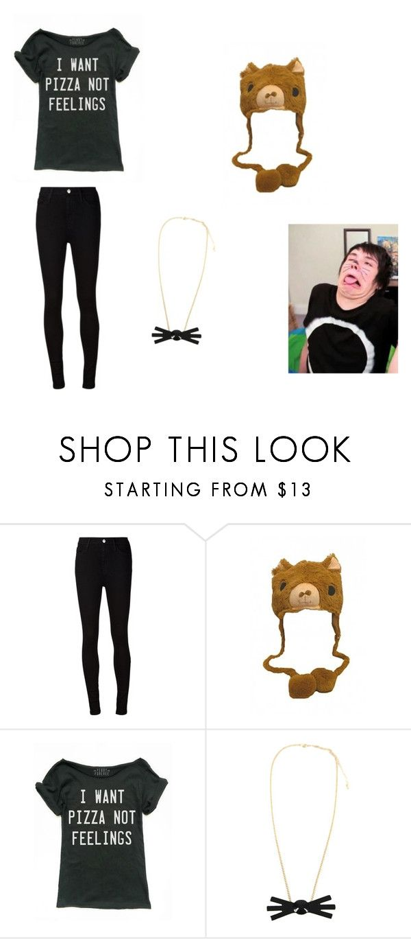 """""""Danisnotonfire yay!"""" by liv21fab ❤ liked on Polyvore featuring AG Adriano Goldschmied"""