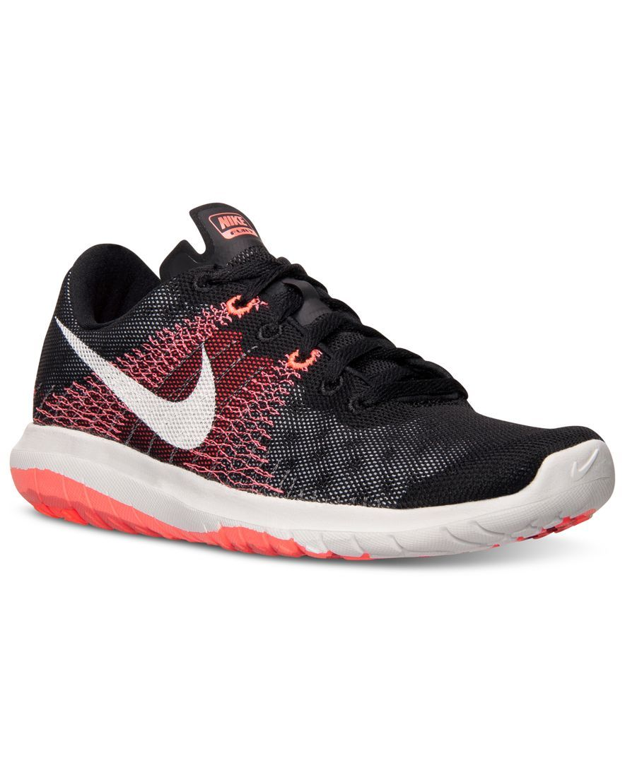 Nike Women s Flex Fury Running Sneakers from Finish Line - Nike - Women -  Macy s 4467f407ff50