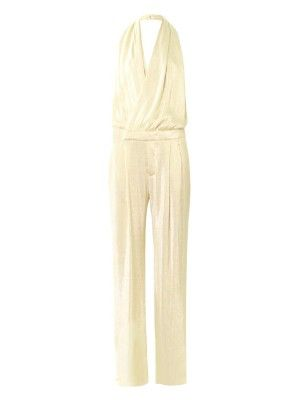 Liquid lamé jumpsuit | Gucci | MATCHESFASHION.COM US