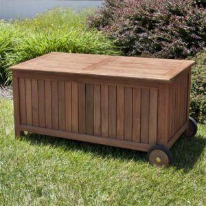 Holley 6 Ft Teak Outdoor Storage Box Outdoor Regarding Dimensions 1500 X  1500 Auf Teak Deck Storage Bench