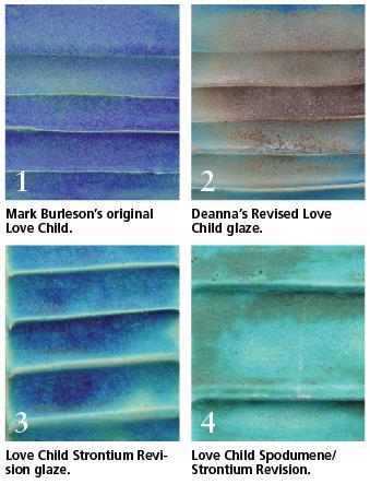 Glaze That Glitters A Little Experimentation Leads To Some Nice Low Fire Crystal Glazes Ceramic Arts Network Ceramic Glaze Recipes Glaze Ceramics Glaze Recipe