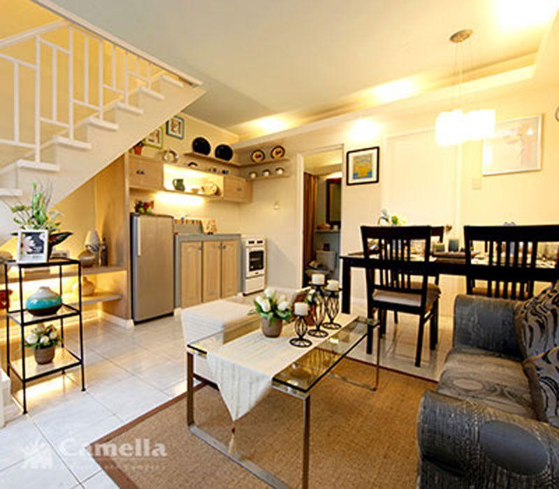 High Quality Reana Model House Camella