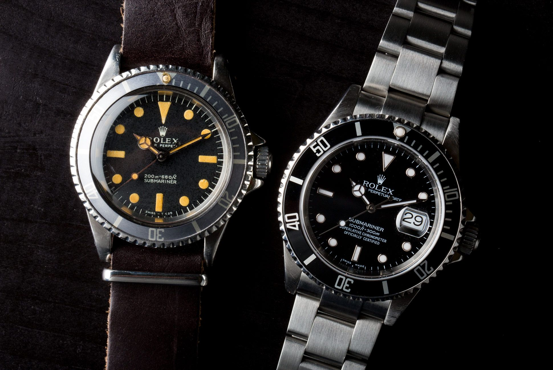marlin leather gallery s iconic photos watch get it wound gq timex hand strap small watches to best into under time