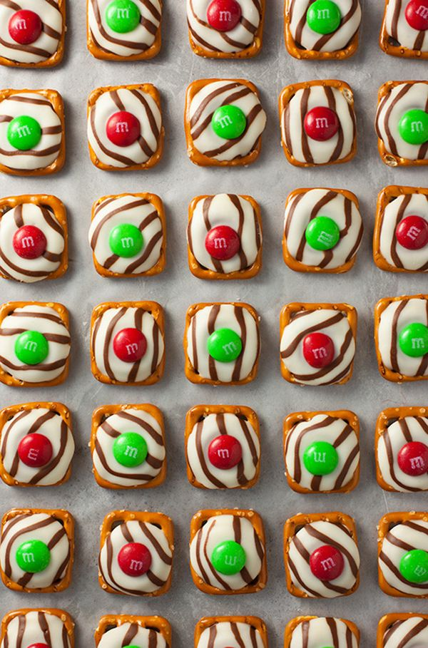 Christmas Snack Gift Ideas Part - 35: 25 Adorable Christmas Treats To Make With Your Kids