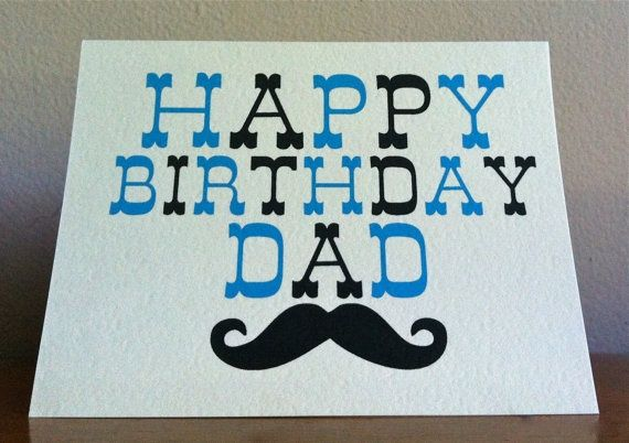 Beautiful Birthday Cards Typography