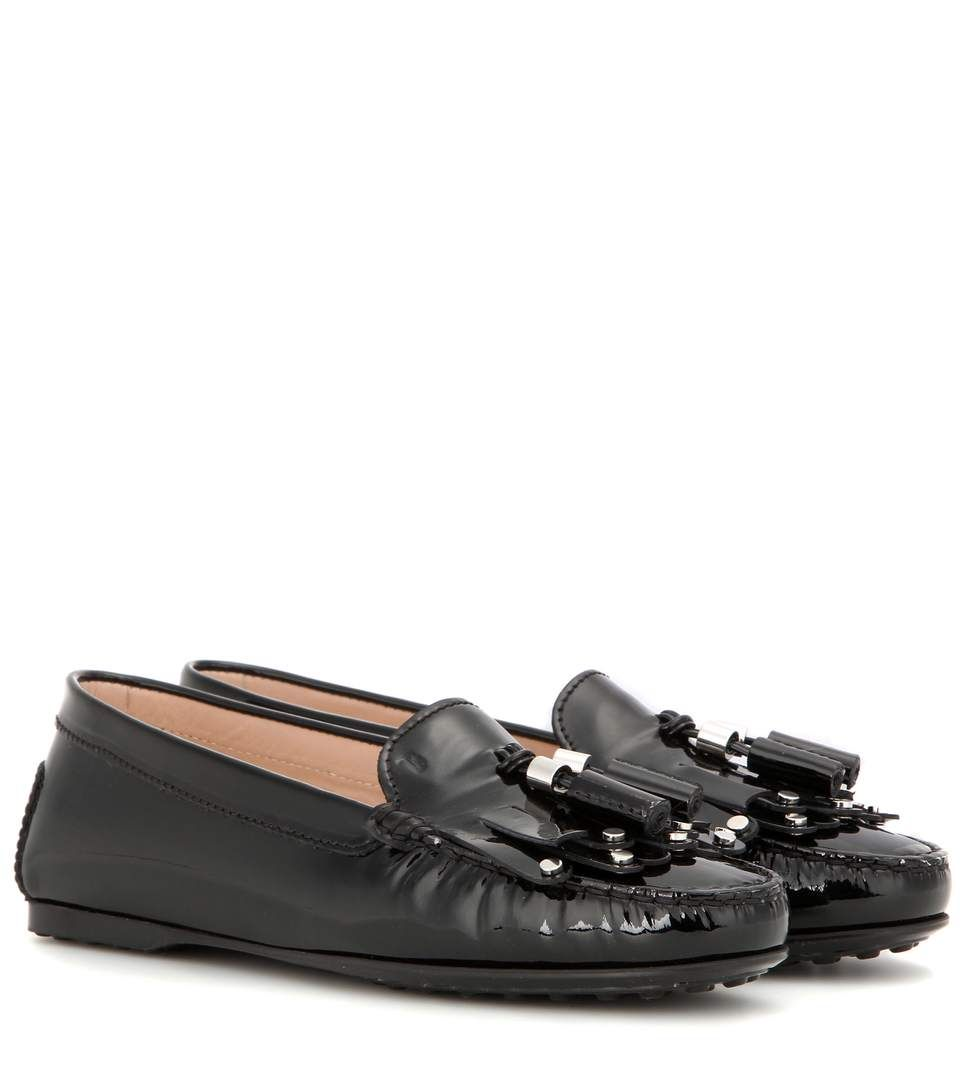 Tod's leather loafer Leather Loafers Tods Shoes and Loafers
