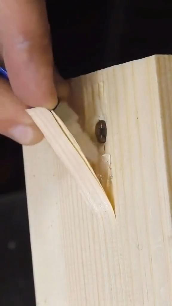Amazing Woodworking Tip!