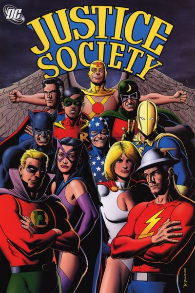 JUSTICE SOCIETY VOL. 2