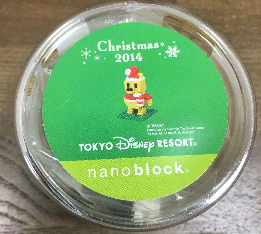 New nanoblock Tokyo Disney Resort Exclusive Winnie The Pooh Japan