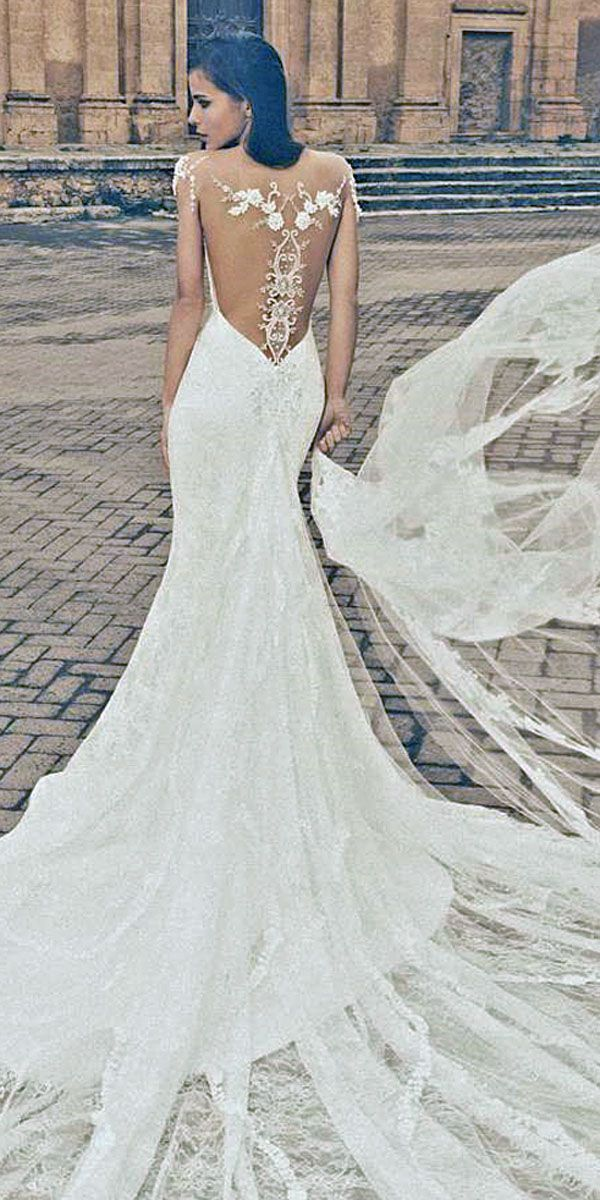 27 Stunning Trend: Tattoo Effect Wedding Dresses | Pinterest