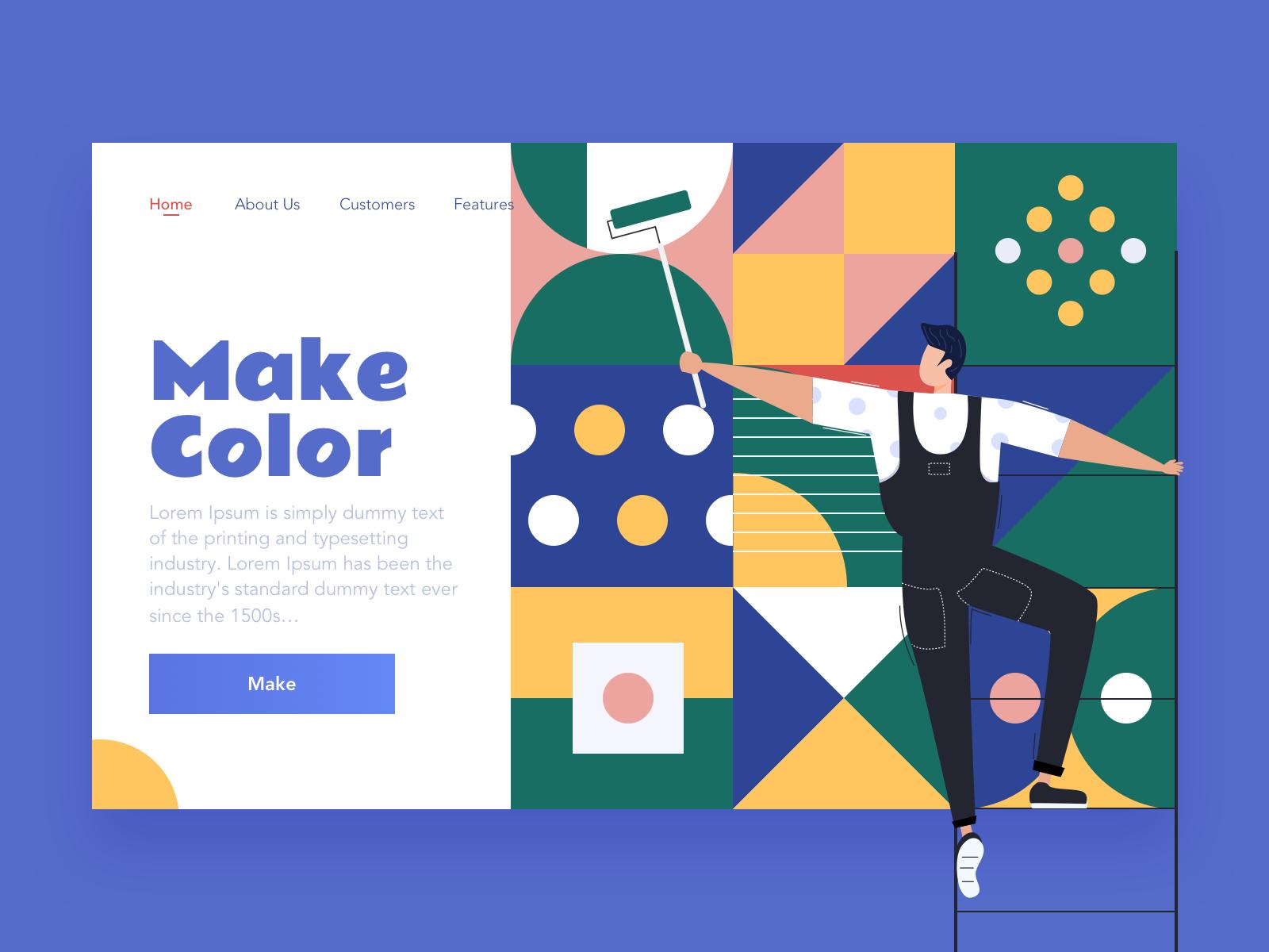 Make Your Color Palette | Color palette, Color palette ...