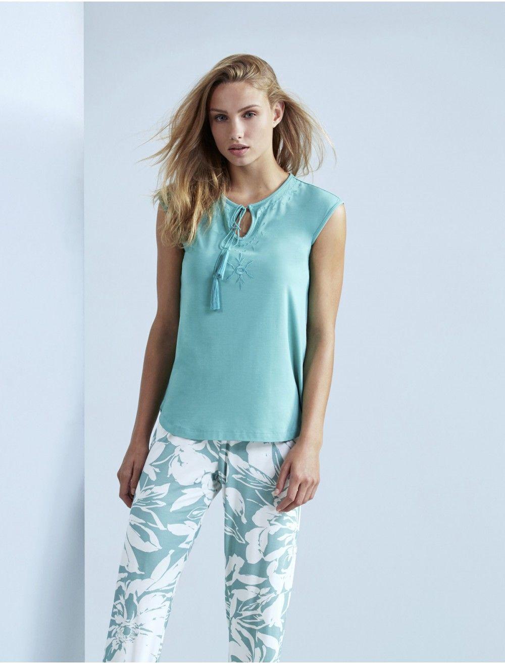 Yazlık pijama modelleri 2019