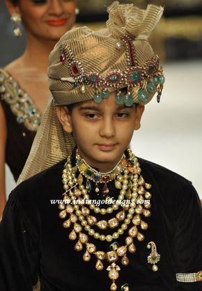 Indian Men Wedding Jewellery Traditional Indian Jewellery