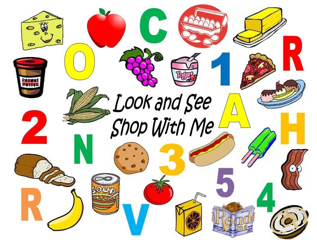 Grocery Store Bingo Free Printable