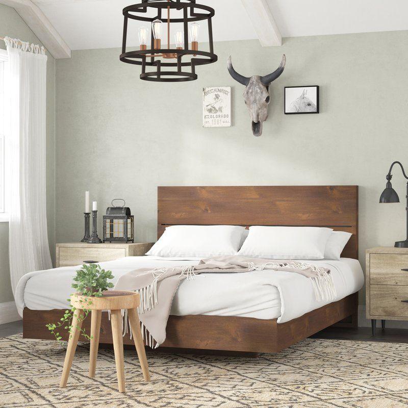 Best Franklin Platform Bed Modern Platform Bed Furniture 640 x 480