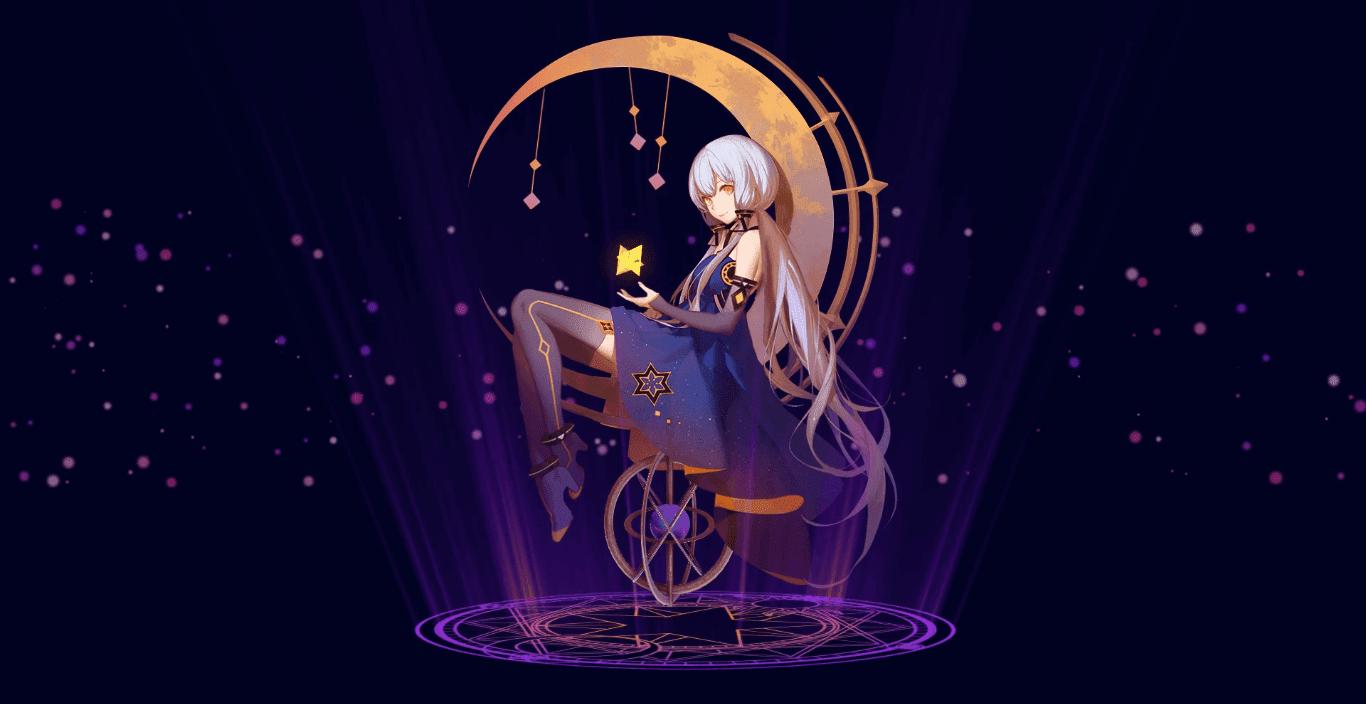 Stardust 星尘 [Wallpaper Engine Anime Nghệ thuật ảo ảnh