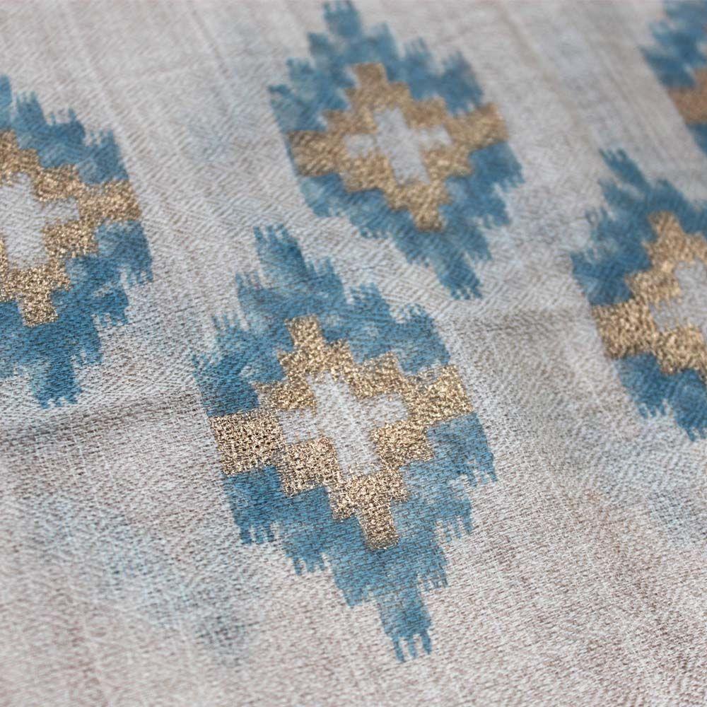 #kaschmir #cashmere #scarf #blockprint   #madeinindia #handmade #artisans #beshliemckelvie #amodini #fairtrade #fairfashion www.amodini.com