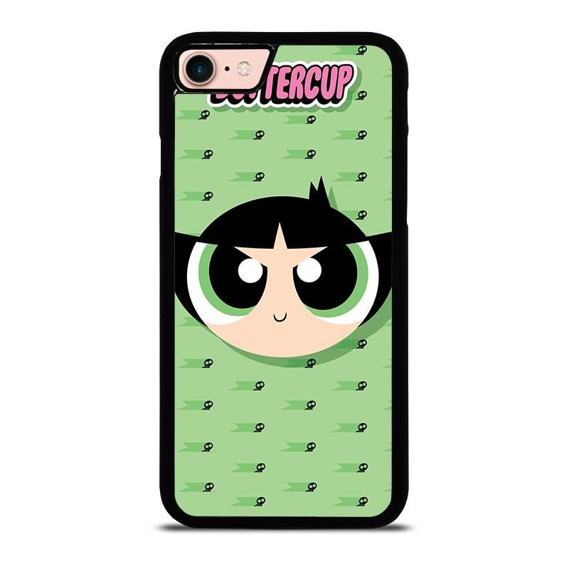 online retailer 33e11 af07f POWERPUFF GIRLS BUTTERCUP iPhone 8 Case Cover | Phone cases | Iphone ...