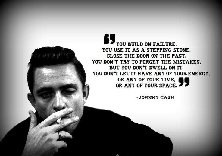Johnny Cash Quotes Johnny Cash #quote  Truth In The Music  Pinterest  Meaningful