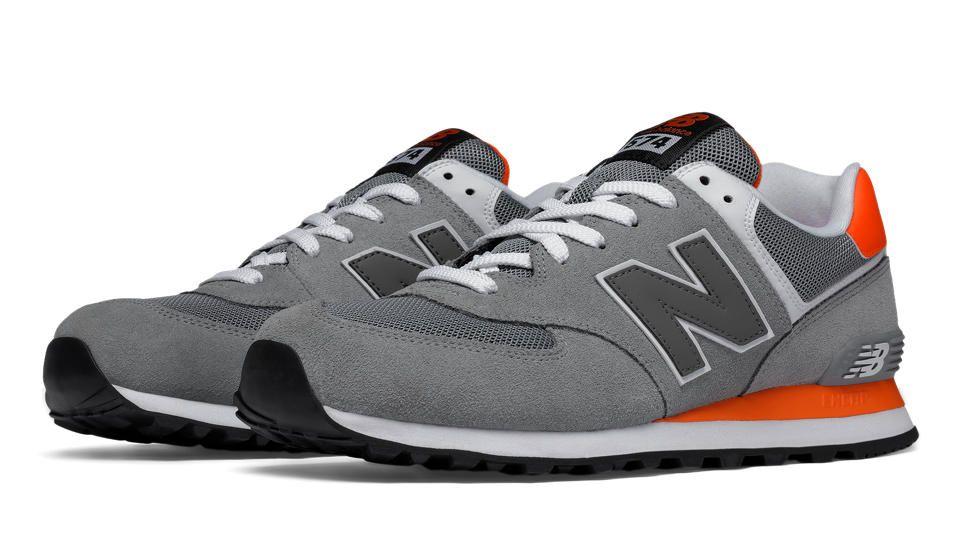 premium selection 82d4e 56259 574 Core Plus, Grey with Orange & Light Grey | Clothes ...