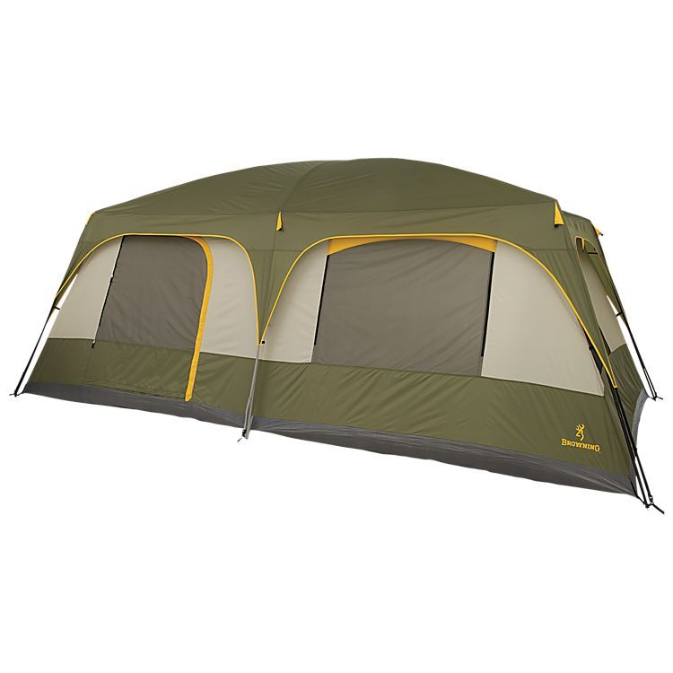 Browning C&ing 2-Room Cabin Tent | Bass Pro Shops The Best Hunting  sc 1 st  Pinterest & Browning Camping 2-Room Cabin Tent | Bass Pro Shops: The Best ...