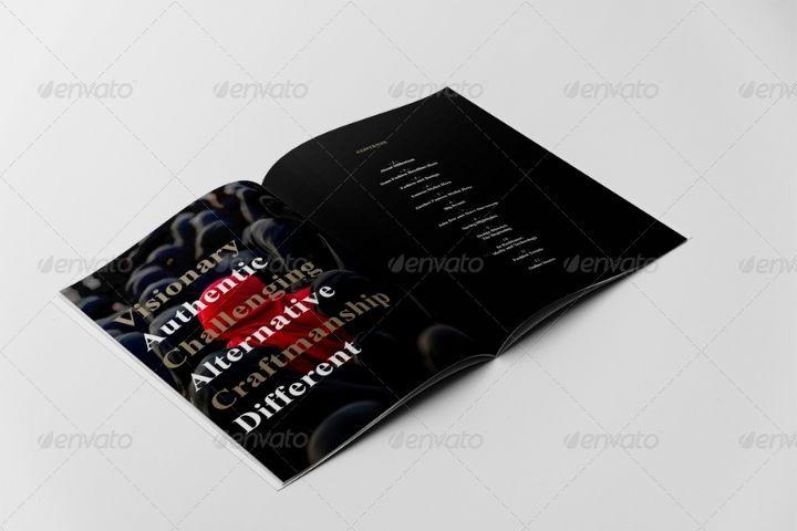 elegant-tri-fold-brochure-template-indesign 25+ Fashion Brochure - brochures templates word