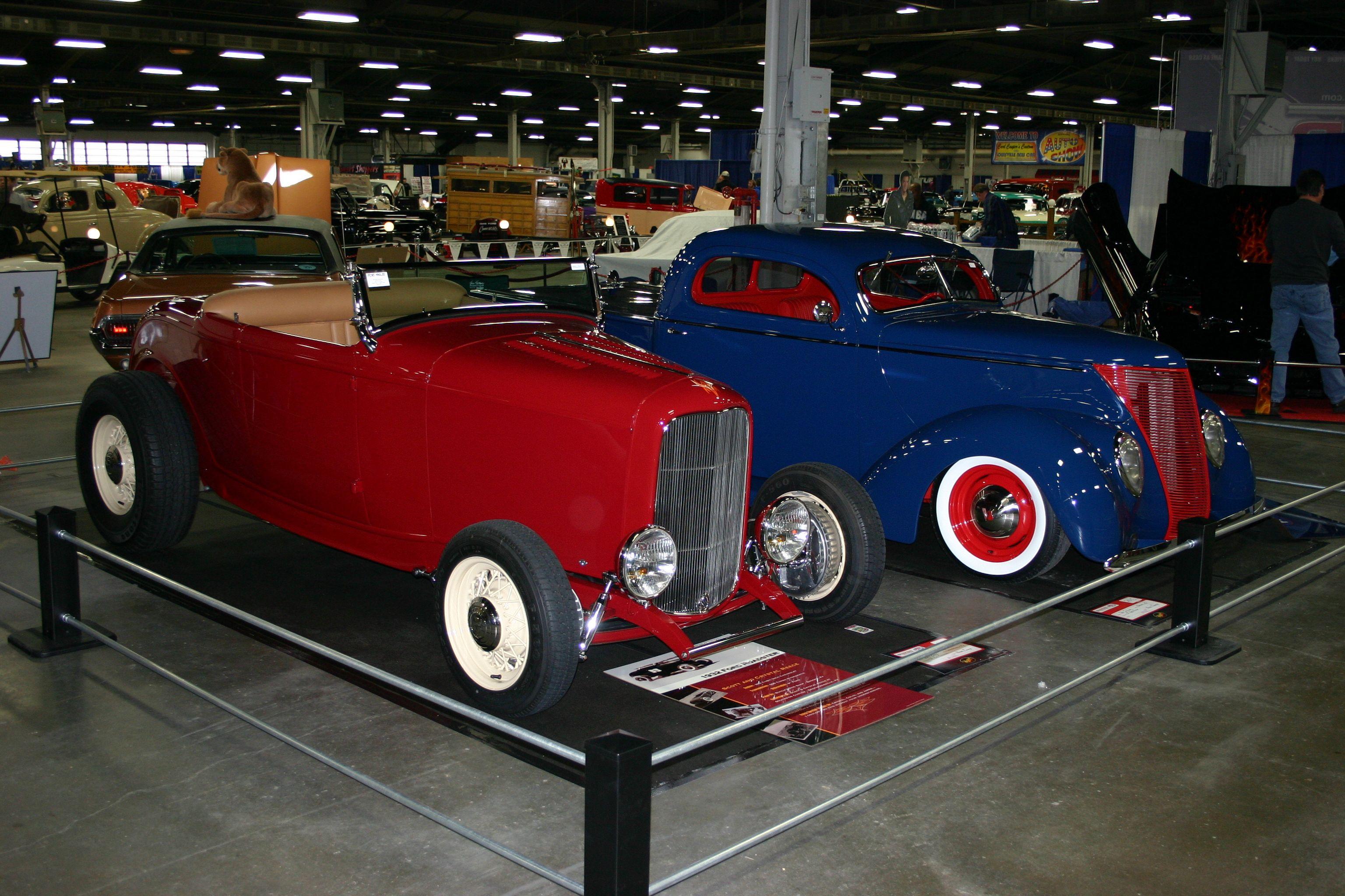 Louisville Auto Show Louisville Street Rods Pinterest - Louisville car show