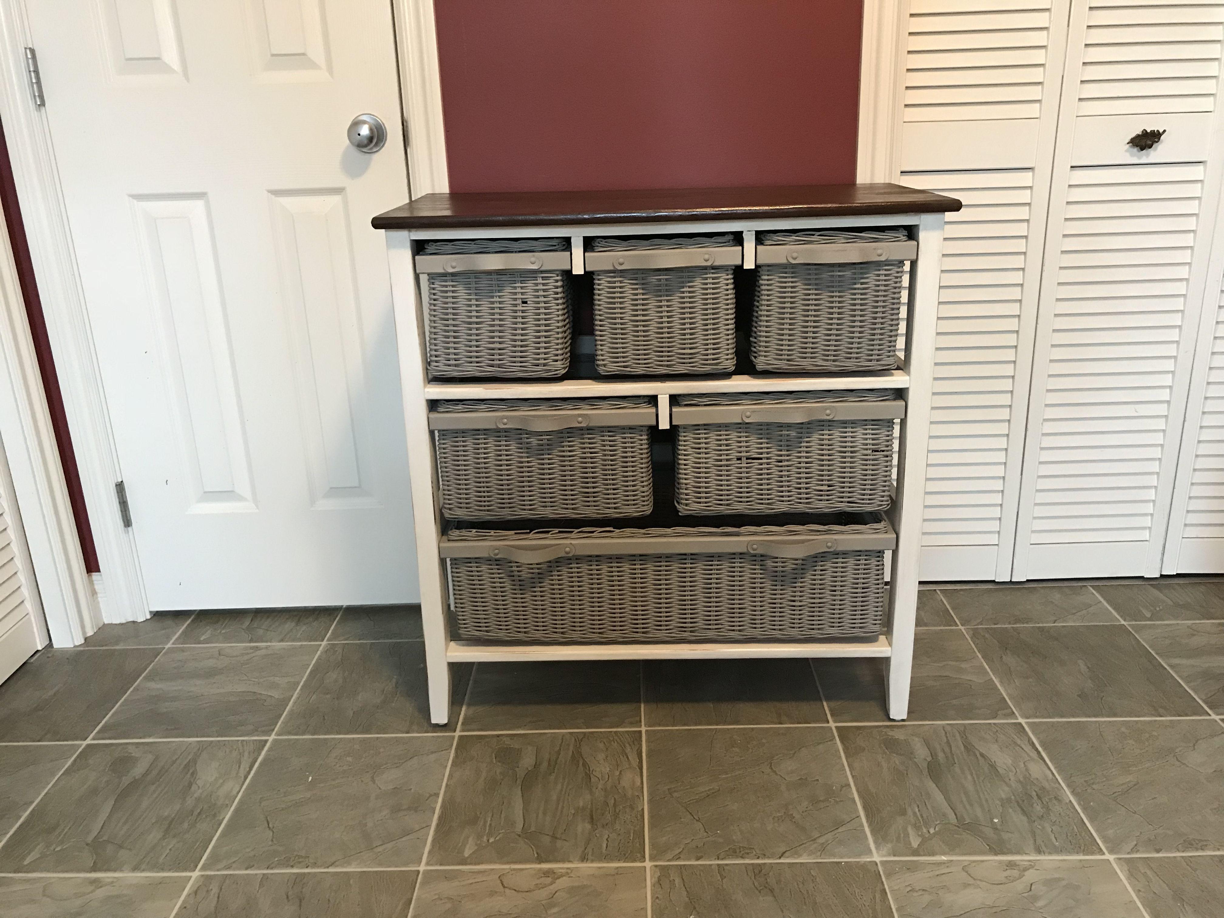 Wicker Dresser Makeover Wicker Dresser Wicker Headboard Wicker Furniture [ 3024 x 4032 Pixel ]