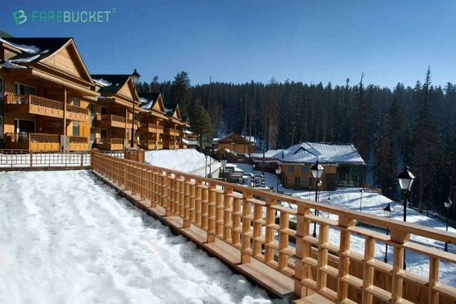 Celebrate Valentine S With A Snowy Retreat To One Of India Oldest Cities Jammu Kashmir Five Star