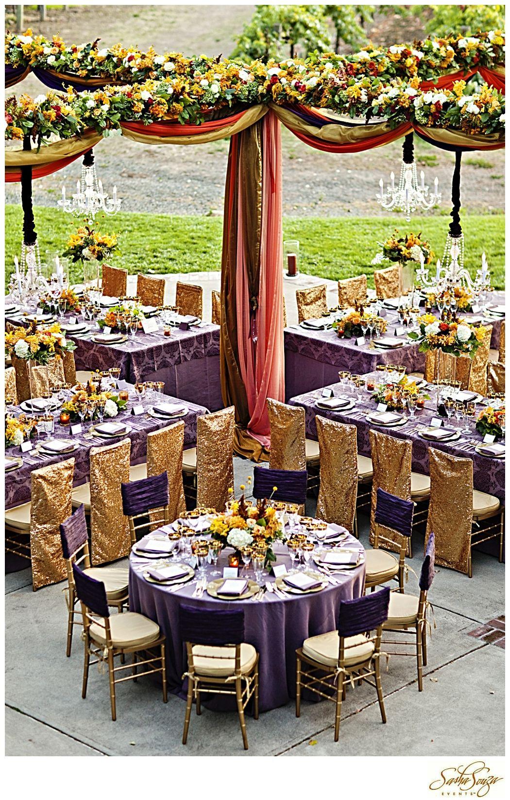 Wedding By Sasha Souza Events Photography By Damion Hamilton