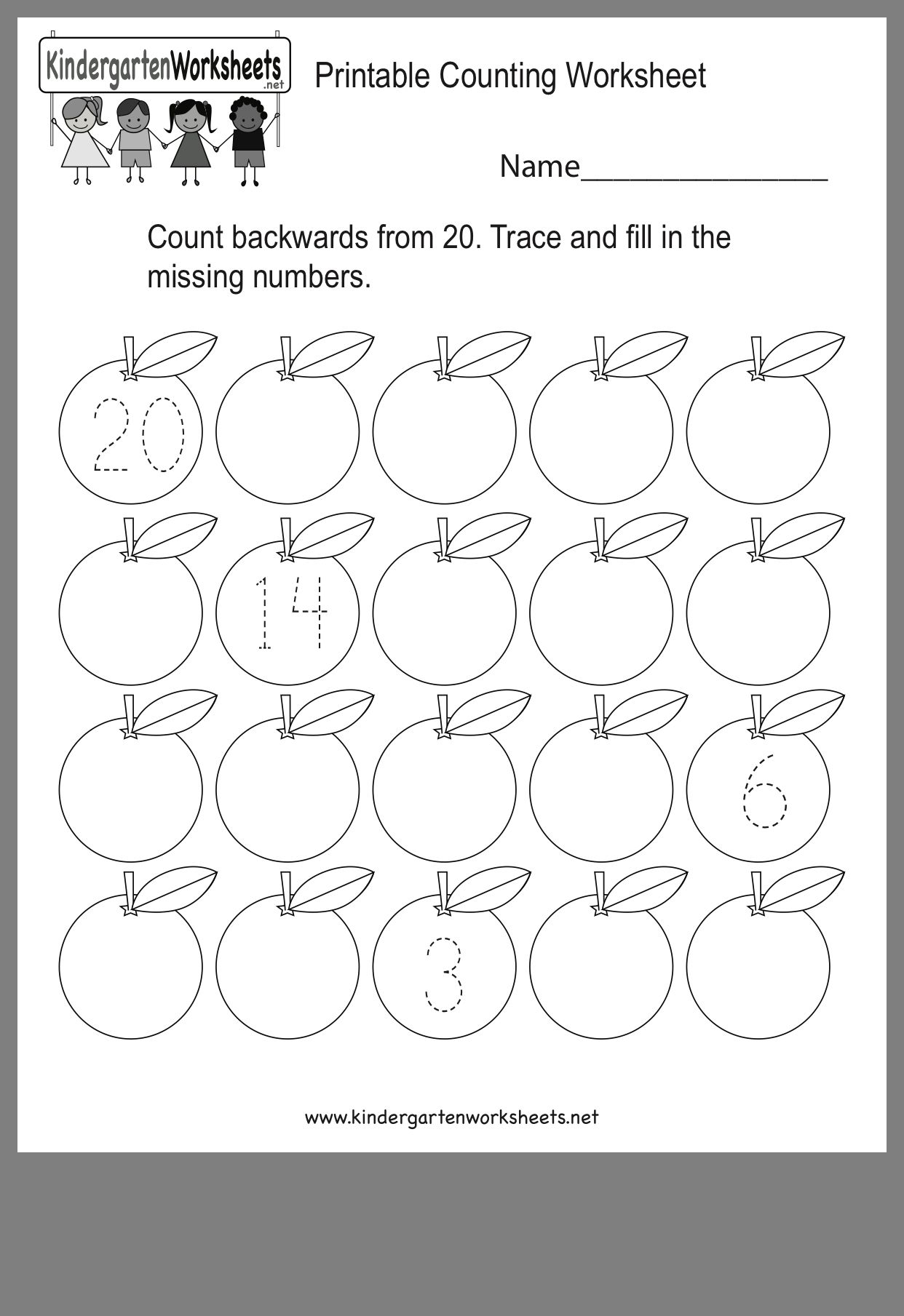 Pin By Gina Castellanos On Handmade Preschool Worksheets Counting Worksheets Printable Worksheets [ 1809 x 1242 Pixel ]