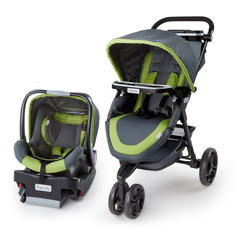 Ingenuity Instride Pro Easy Up Travel System In Bristol