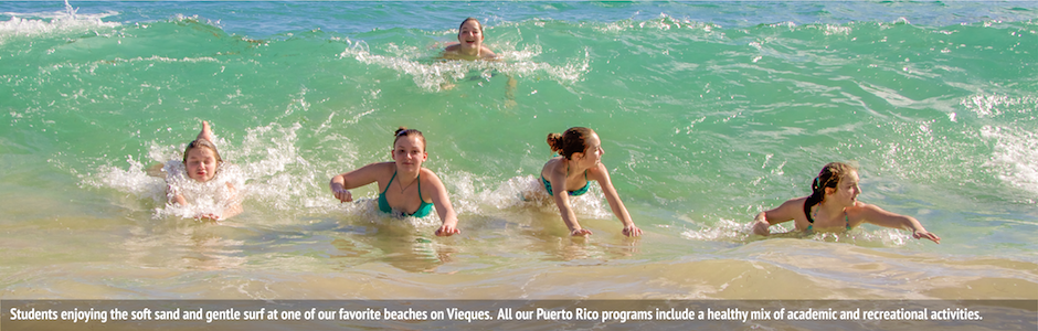 Students Love Travel | Puerto Rico | Old San Juan & The Island of Vieques
