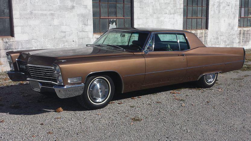 1967 Cadillac Calais | T57 | Kansas City 2016 | Mecum Auctions