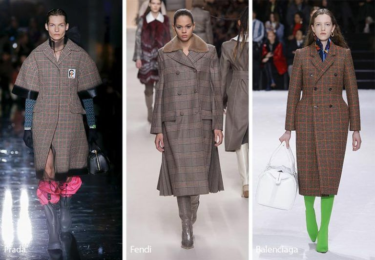c79732fff2fc Fall  Winter 2018-2019 Print Trends  Glen Plaid Patterns